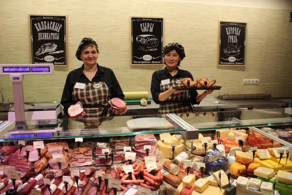 Супермаркет «Суровский Гурмэ» приглашает за покупками (фото, видео) 9