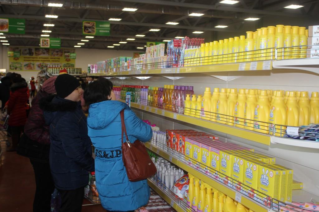 В Аксае открылся супермаркет «Алтындар» IMG_6940