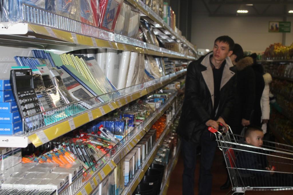 В Аксае открылся супермаркет «Алтындар» IMG_6985