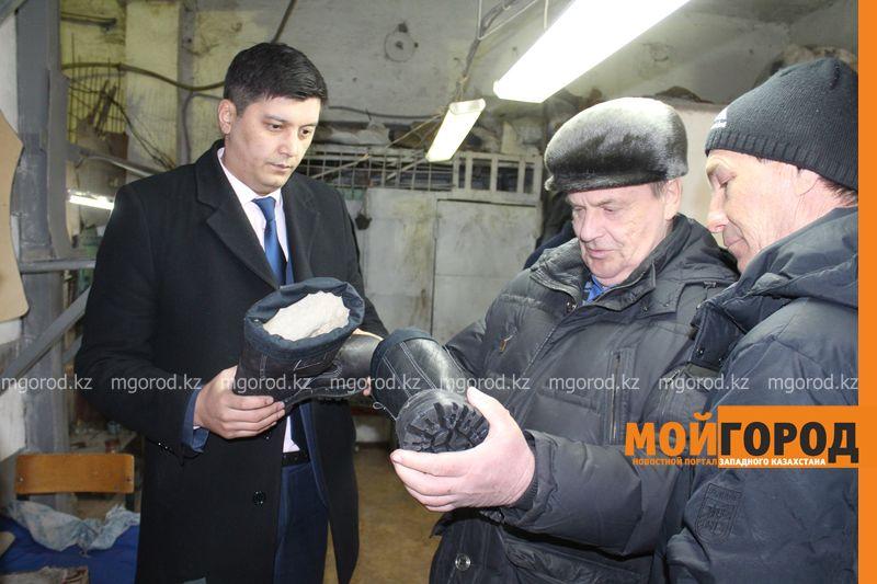 В Уральске предпринимателям предлагают арендовать цеха на зоне ceha14