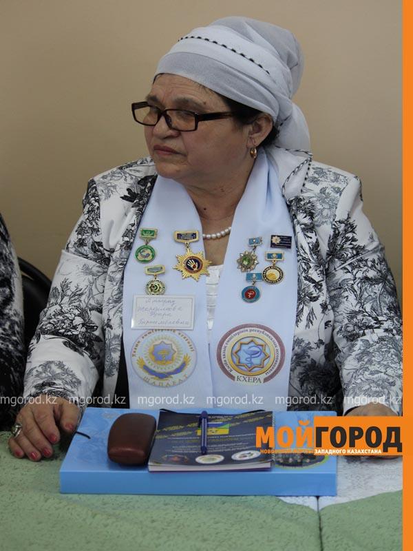 На семинар народных целителей в Уральск съехались больше 70 лекарей celitel7
