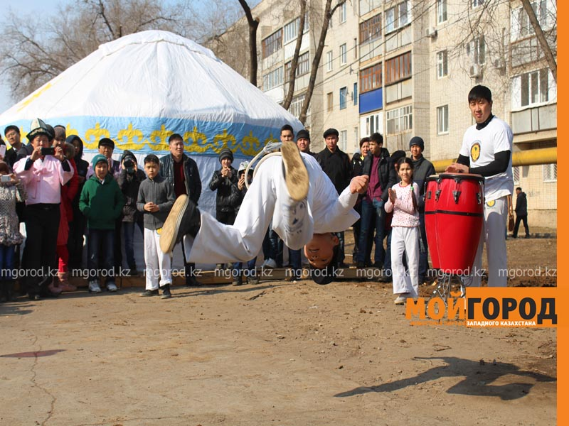 Новости Атырау - 45 юрт установят на Наурыз в Атырау