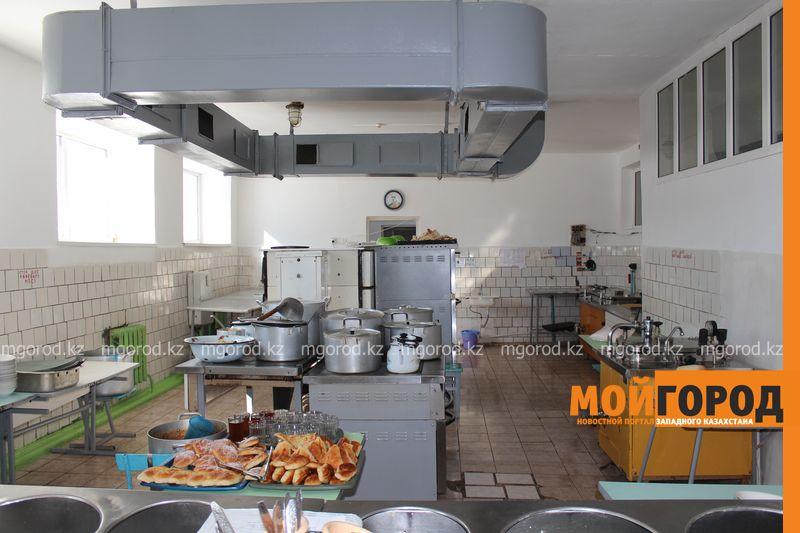 В Уральске подорожало питание в школьных столовых stolovka5