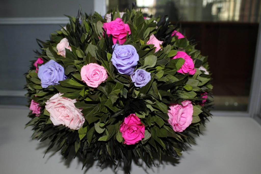 В Уральске открылся магазин необычных цветов 1
