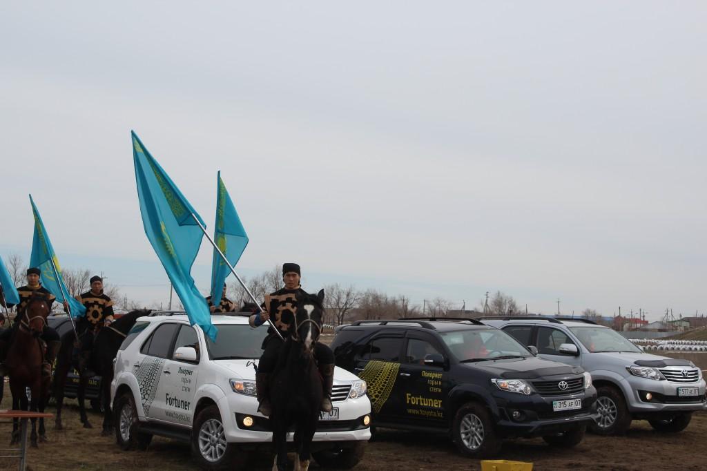 Toyota Fortuner – рожденный в Казахстане 1