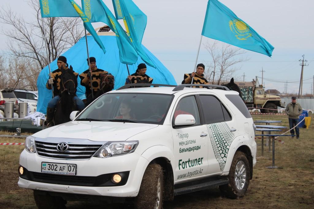 Toyota Fortuner – рожденный в Казахстане 3