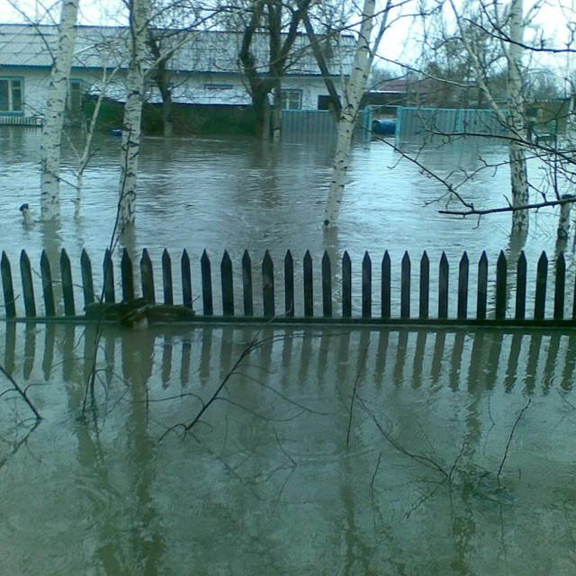 Новости Актобе - Карагандинская область уходит под воду (фото, видео) @mira150680