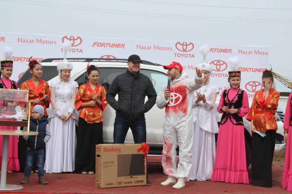 Toyota Fortuner – рожденный в Казахстане 4