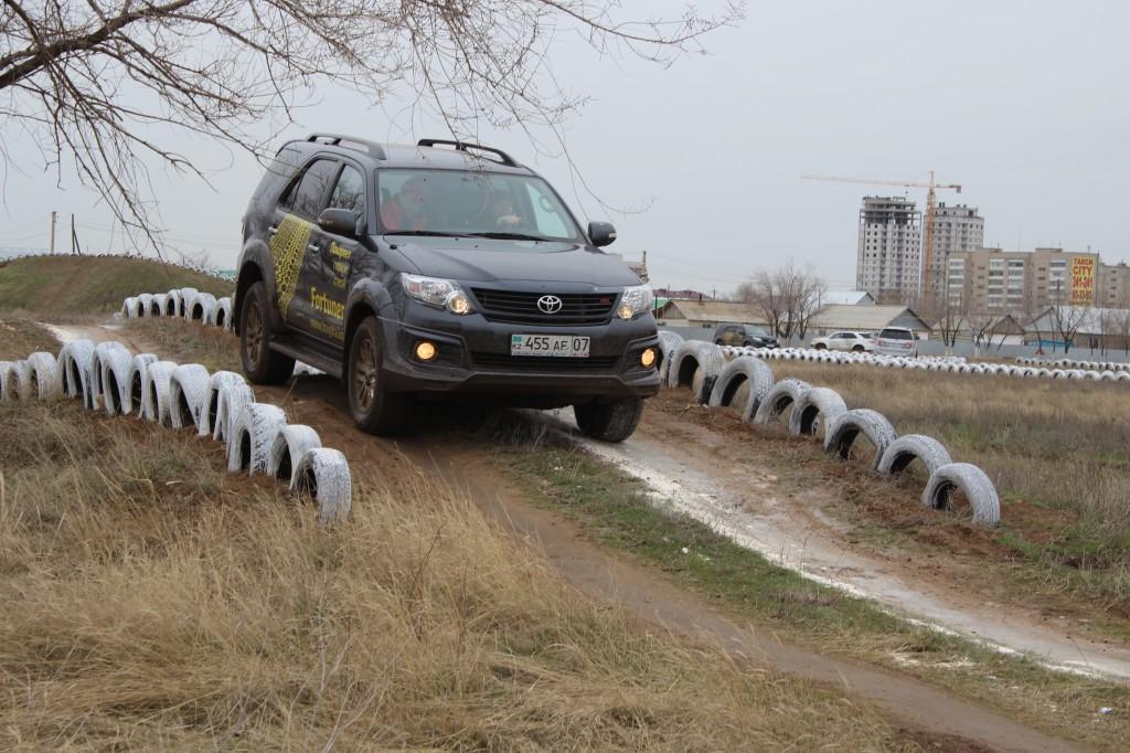 Toyota Fortuner – рожденный в Казахстане 5