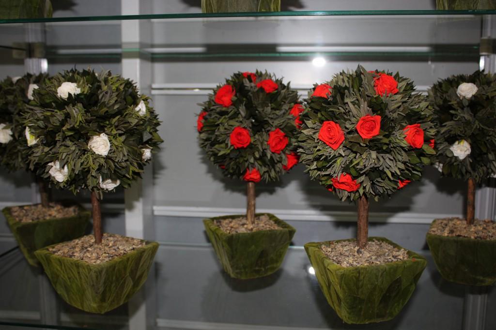 В Уральске открылся магазин необычных цветов 6