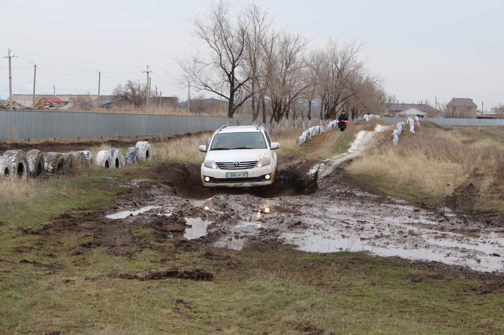 Toyota Fortuner – рожденный в Казахстане 6