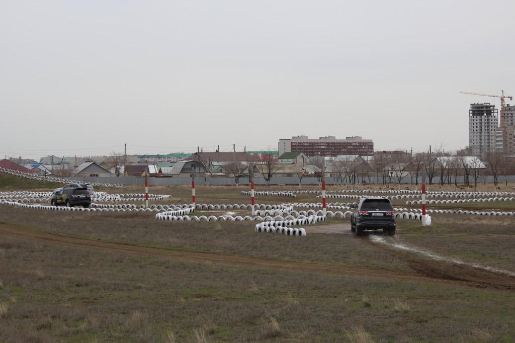 Toyota Fortuner – рожденный в Казахстане 7