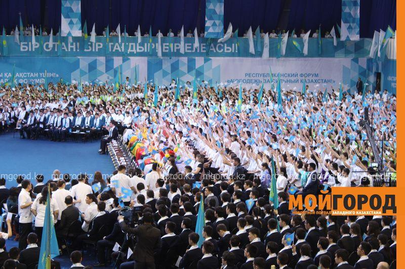 В Уральск прибыл президент Казахстана Нурсултан НАЗАРБАЕВ ten (2)