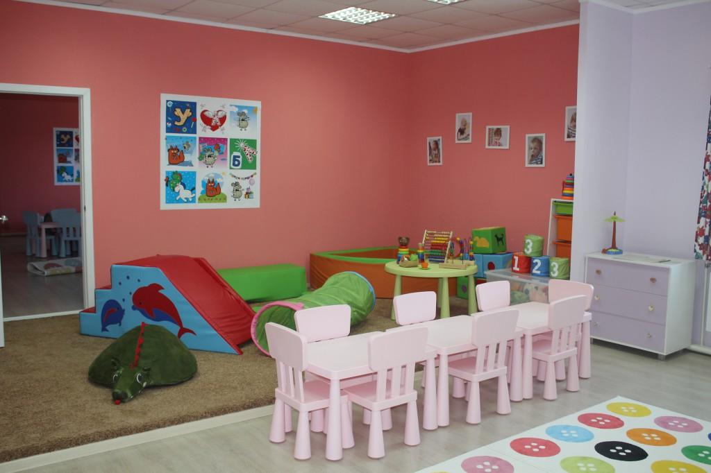 В Уральске открылся «Бэби-клуб» для малышей 1