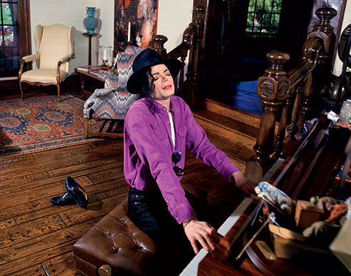Ранчо Майкла Джексона Neverland выставили на торги Макйл Джексон в своем ранчо Neverland.