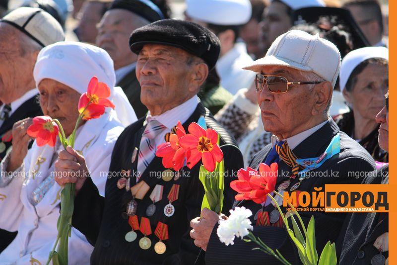 В Уральске отпраздновали 70-летие великой Победы IMG_7845 [800x600]