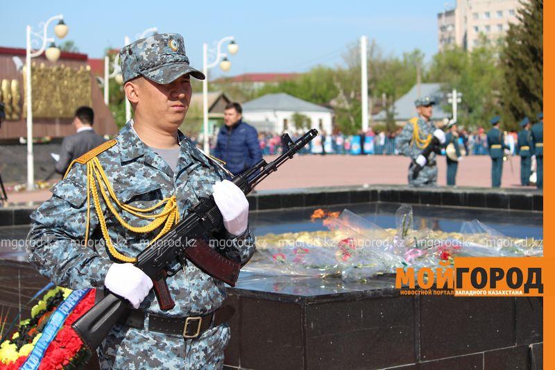 В Уральске отпраздновали 70-летие великой Победы IMG_7853 [800x600]