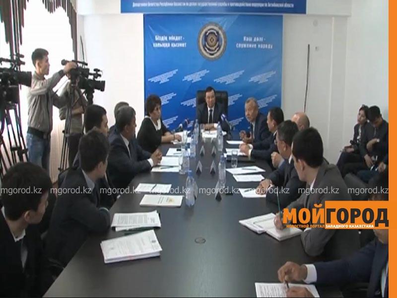 Районный аким обидел беременную сотрудницу в Актюбинской области beremennaya1