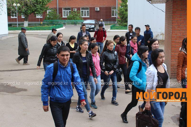 Уральским подросткам показали последствия ДТП в больнице oblastnaya1