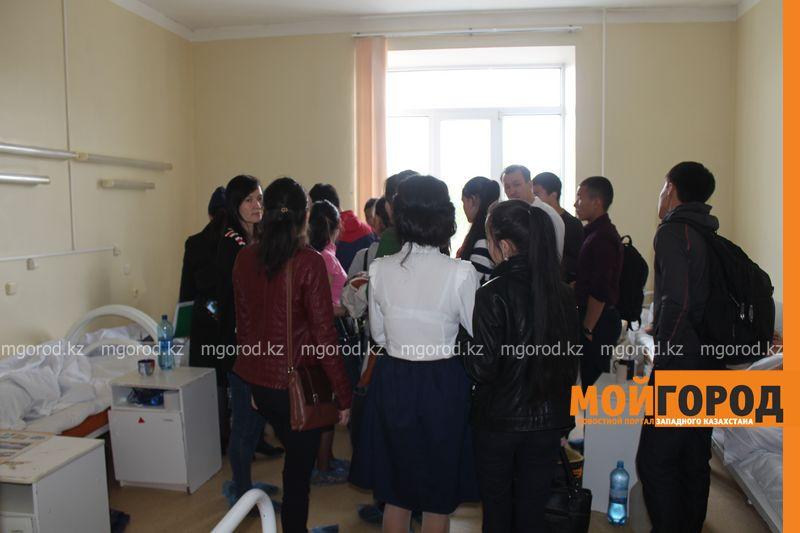 Уральским подросткам показали последствия ДТП в больнице oblastnaya4