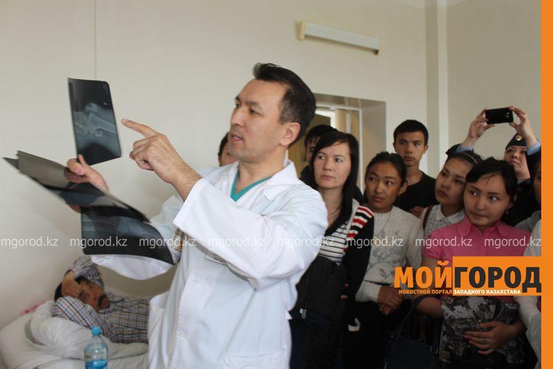 Уральским подросткам показали последствия ДТП в больнице oblastnaya6