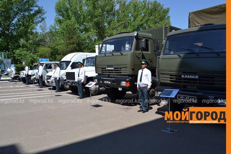 О проблемах пограничных пунктов в ЗКО рассказали сенаторам pogranzastava (1)