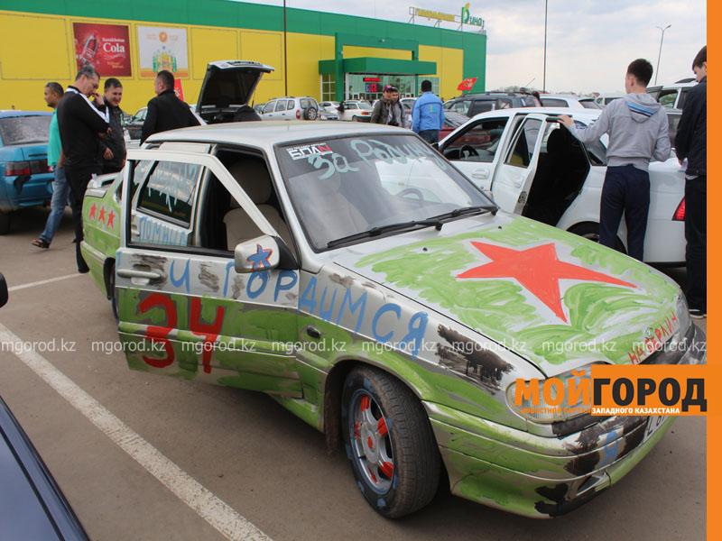 Уральские автолюбители пытались устроить автопробег, несмотря на запрет probeg14