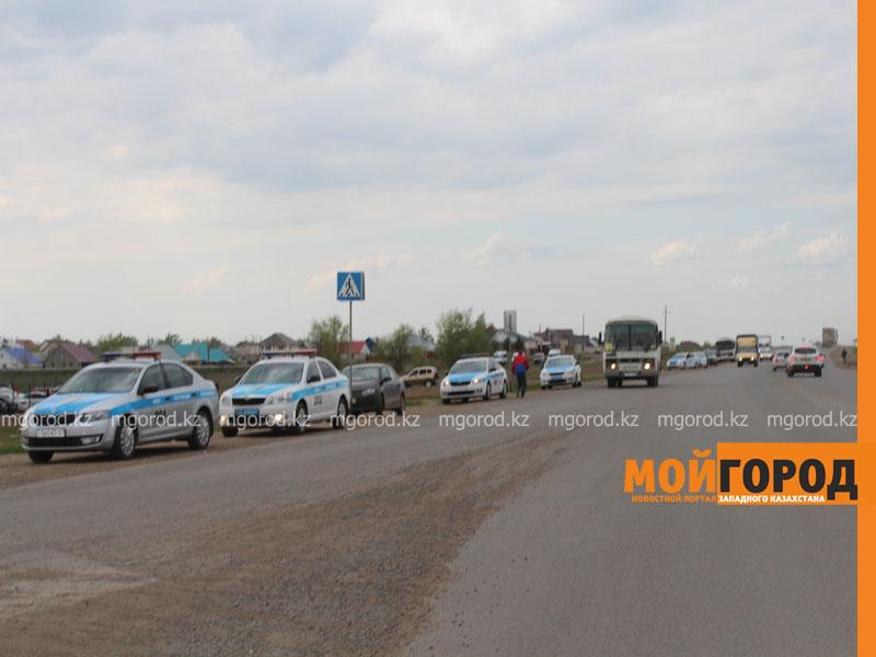 Новости Уральск - Уральские автолюбители пытались устроить автопробег, несмотря на запрет probeg3