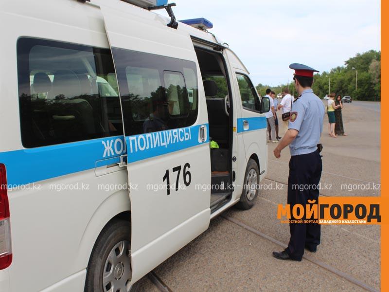 В Уральске 469 автомобилей должников были помещены на штрафстоянку