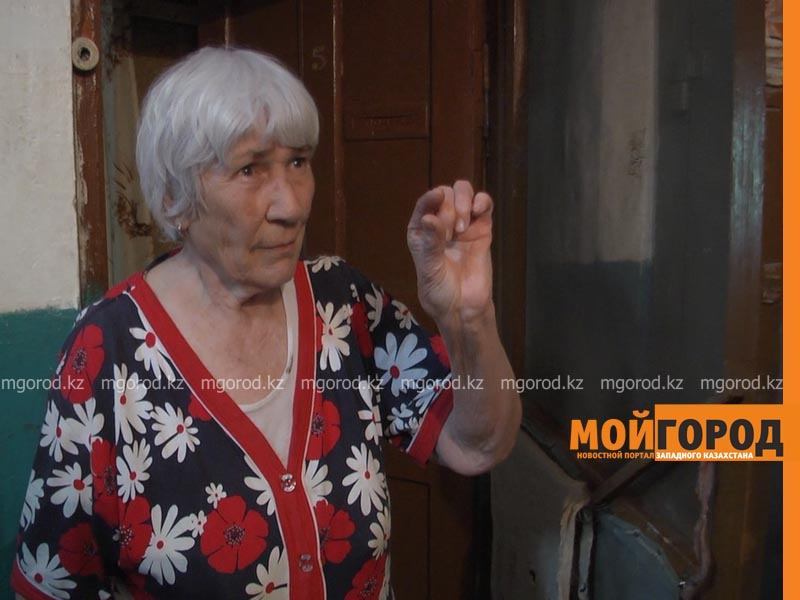 Баба берется видео