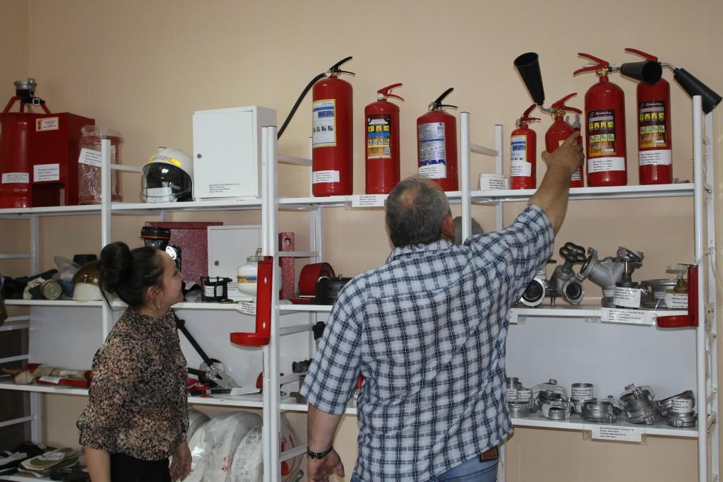 Компания «ӨртҚорғау» предлагает услуги по пожарной безопасности 1