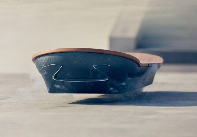 """Новости - Фирма Lexus создала реальный ховерборд как в фильме """"Назад в будущее 2"""" Ранее компания Lexus сообщала, что работает над созданием летающего автомобиля"""