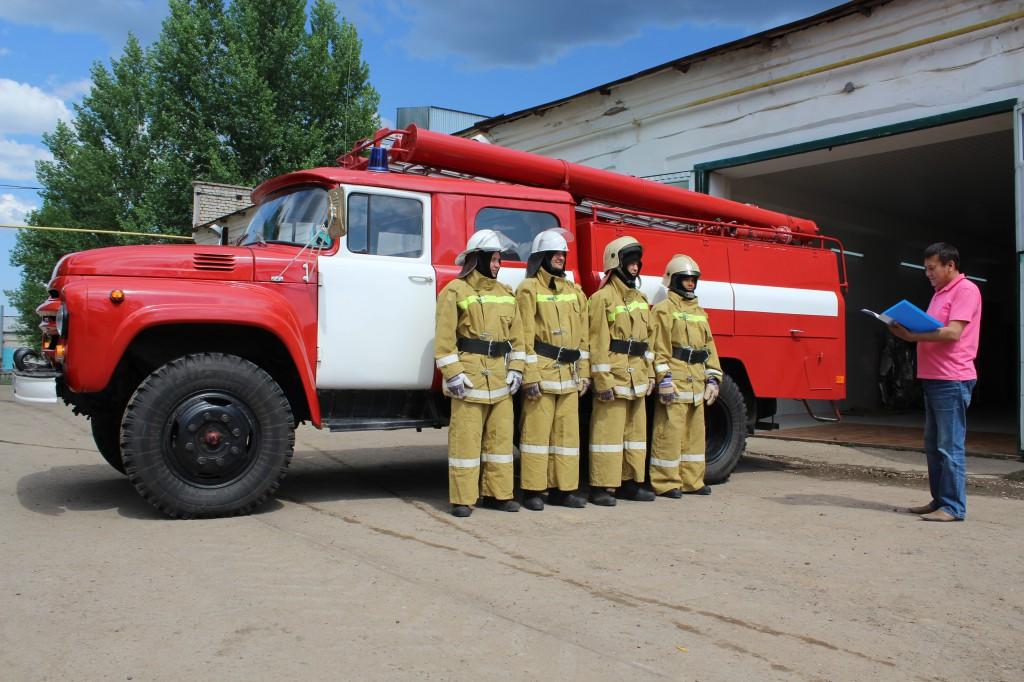 Компания «ӨртҚорғау» предлагает услуги по пожарной безопасности 5