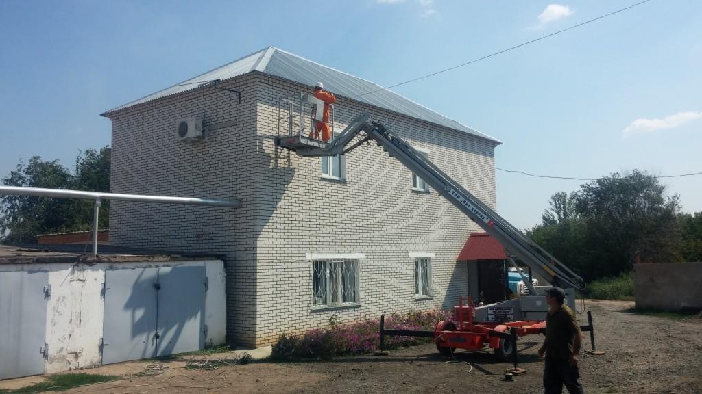 Компания «ӨртҚорғау» предлагает услуги по пожарной безопасности 7
