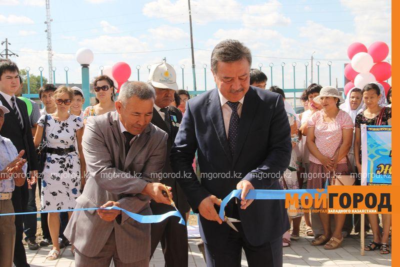 В двух районах ЗКО открыли физкультурно-оздоровительные комплексы fok (1)