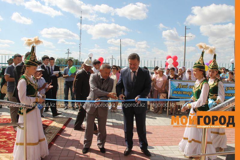 В двух районах ЗКО открыли физкультурно-оздоровительные комплексы fok (6)