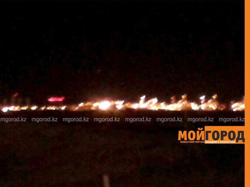 Новости - На Карачаганакском месторождении рабочие едва не задохнулись от выбросов karashagan_mg 1