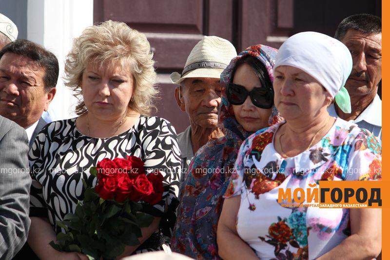 В последний путь проводили журналиста-фронтовика Бисена ЖУМАГАЛИЕВА в Уральске panihida (12)