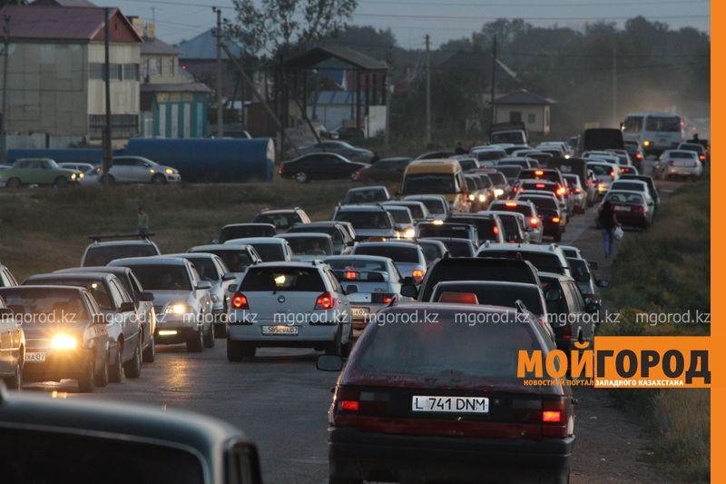 Новости Уральск - Розыгрыш автомобиля от гипермаркета «ДИНА» собрал тысячи людей (фото, видео) probka