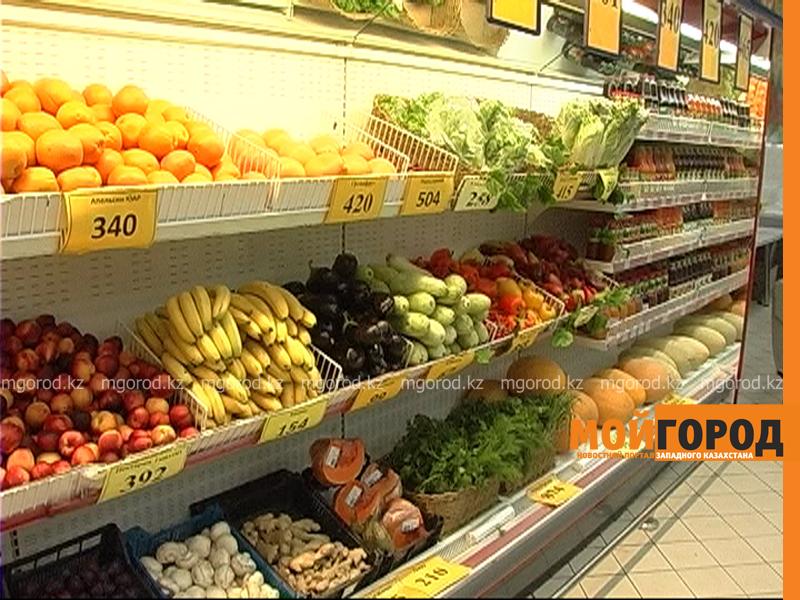В Атырау на 10% подорожали продукты