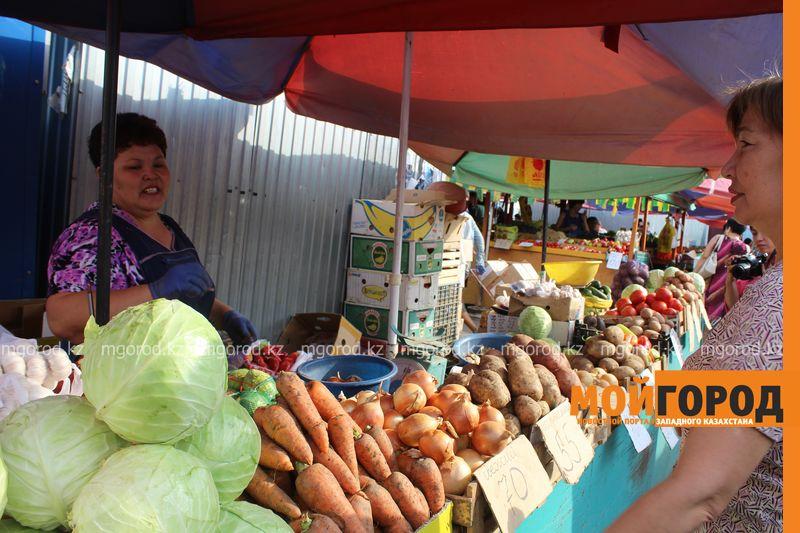 "На рынке ""Мирлан"" в Уральске цена на сахар достигает 180 тенге за килограмм IMG_3607 [800x600]"