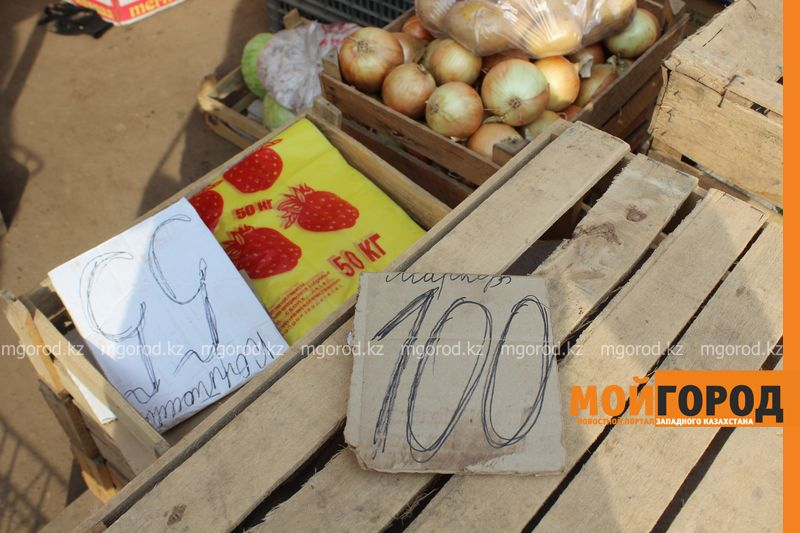 "На рынке ""Мирлан"" в Уральске цена на сахар достигает 180 тенге за килограмм IMG_3611 [800x600]"