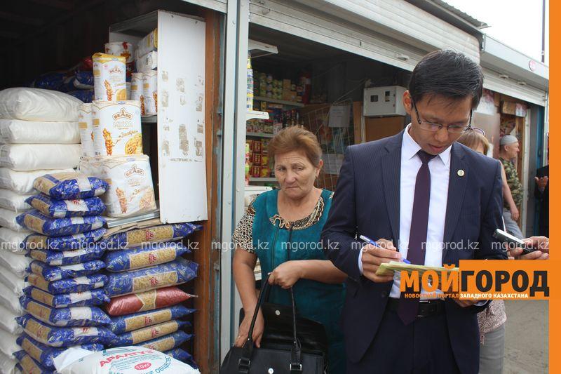 "На рынке ""Мирлан"" в Уральске цена на сахар достигает 180 тенге за килограмм IMG_3623 [800x600]"