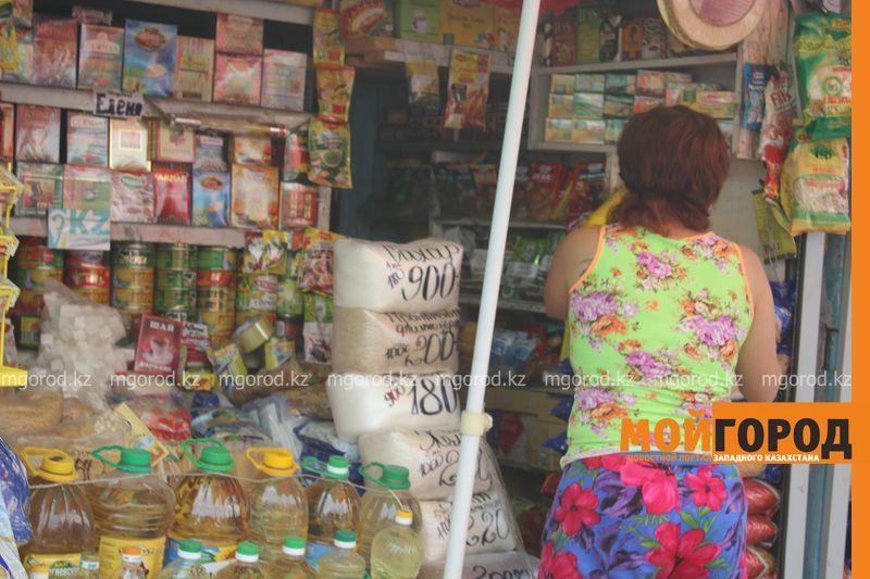 "На рынке ""Мирлан"" в Уральске цена на сахар достигает 180 тенге за килограмм IMG_3633 [800x600]"