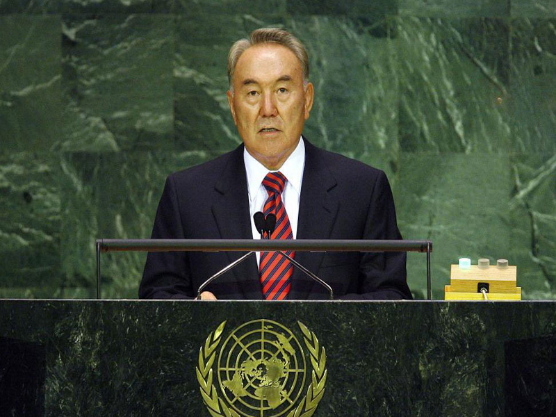 Новости - Назарбаев вновь заговорил о необходимости ввести единую мировую валюту Фото с сайта www.kazpravda.kz