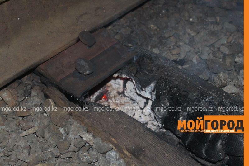 Последствия пожара на железной дороге в ЗКО ликвидируют 200 человек shpaly (10)
