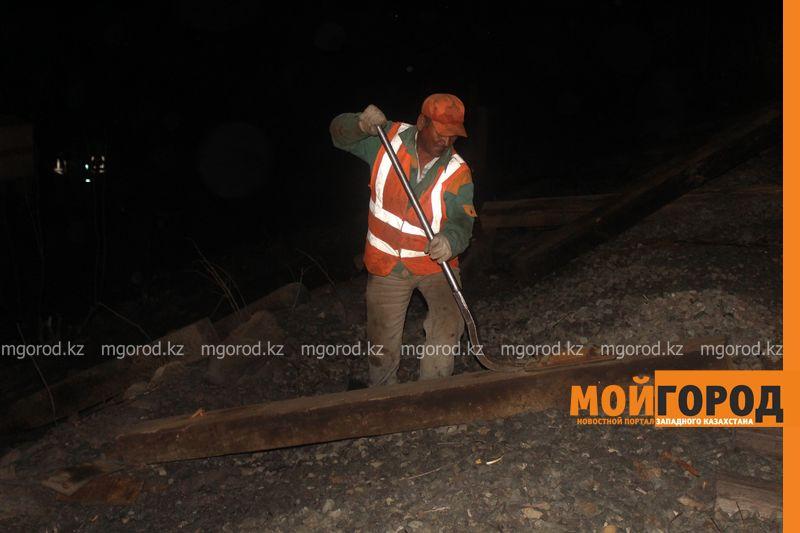 Последствия пожара на железной дороге в ЗКО ликвидируют 200 человек shpaly (16)