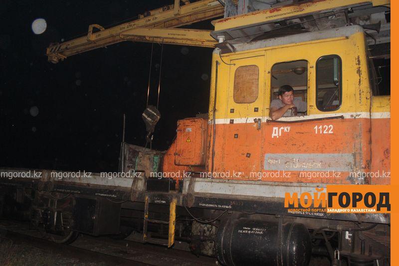 Последствия пожара на железной дороге в ЗКО ликвидируют 200 человек shpaly (4)