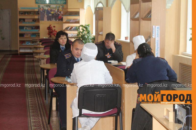 19 школьников госпитализированы с различными симптомами в инфекционную больницу ЗКО 11_shkola (4)