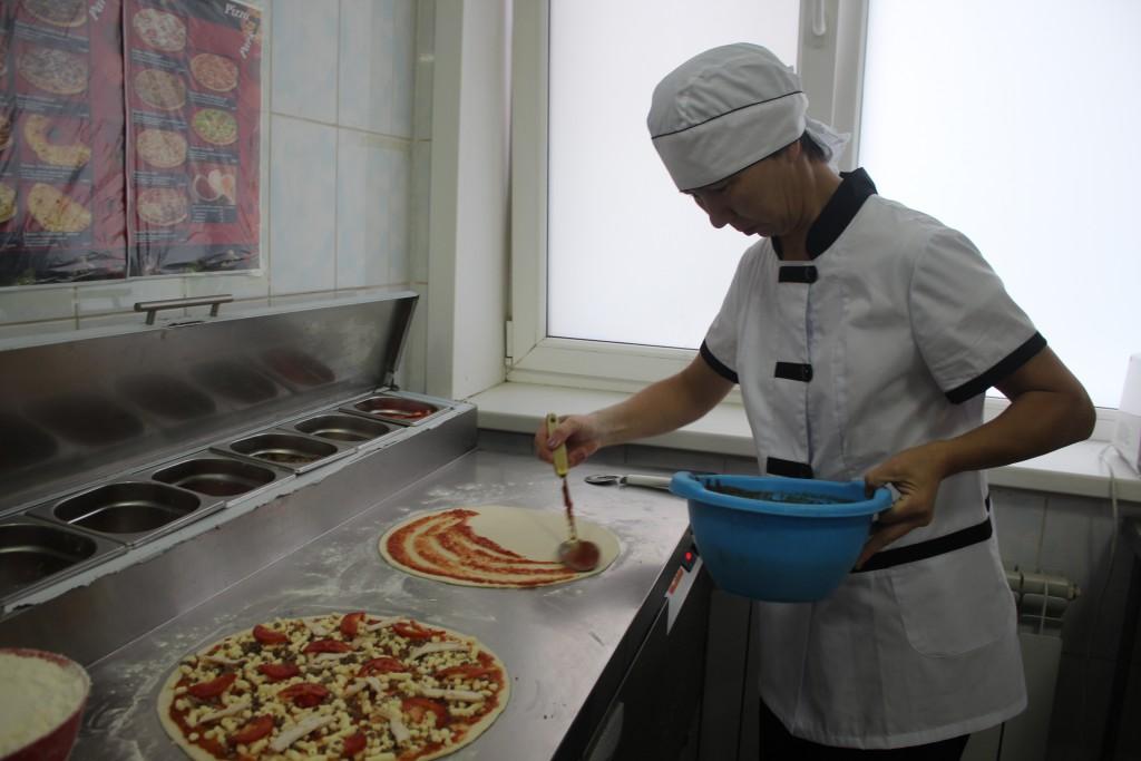 Пиццерия PIZZA PARK приглашает уральцев отведать итальянской пиццы 2